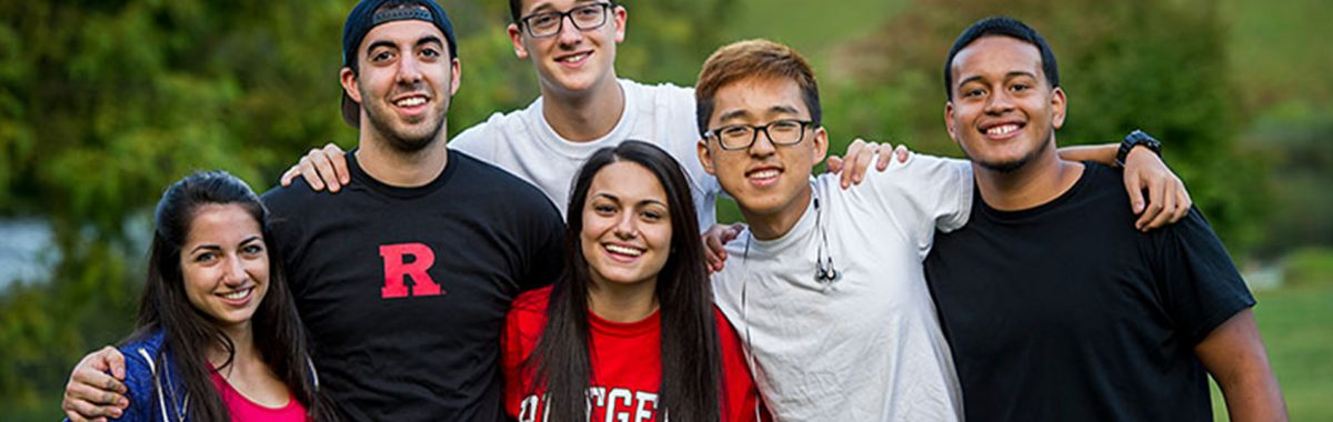 Rutgers Bootcamp Students