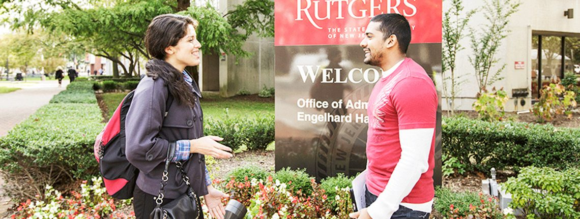 Rutgers Bootcamps students